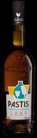 Pastis 1889 Ælred  45%