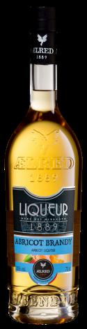 Liqueur d'Abricot Brandy Ælred 35%