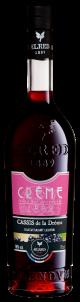 Distillerie Eyguebelle - Crème de Cassis artisanale - Apéritif fruité de Provence