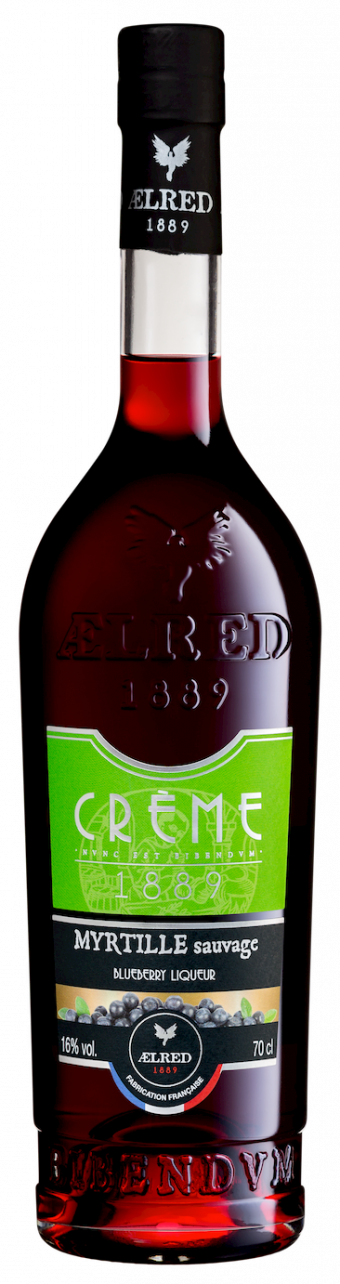 Distillerie Eyguebelle - Crème de Myrtille artisanale - Apéritif fruité de Provence