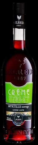Crème de Myrtille Sauvage Ælred 16%