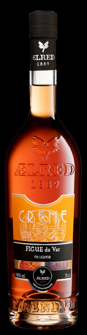 Distillerie Eyguebelle - Crème de Figue artisanale - Apéritif fruité de Provence