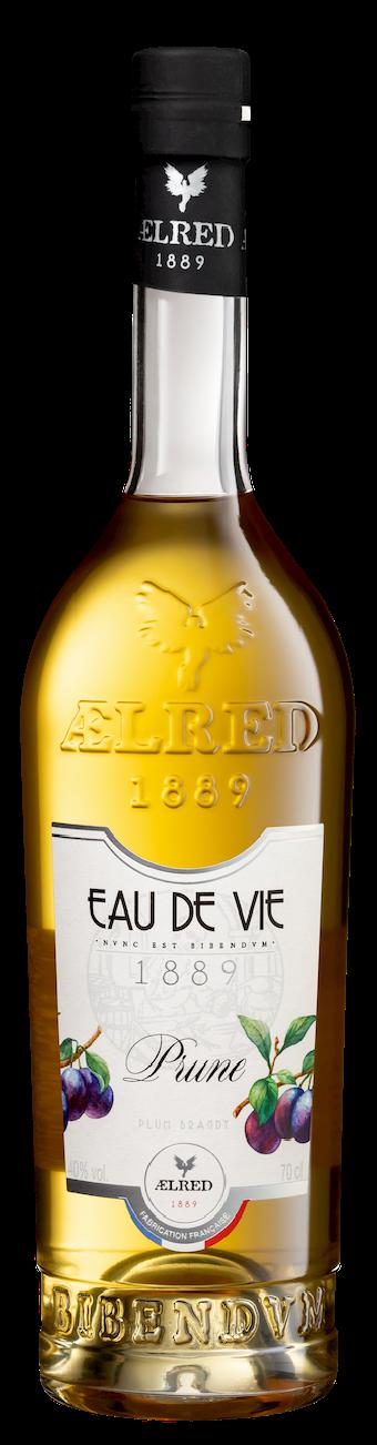 Distillerie Eyguebelle - Eau de vie de Prune - Digestif artisanal de Provence
