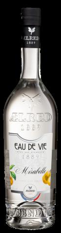 Eau de vie Mirabelle Ælred 45%