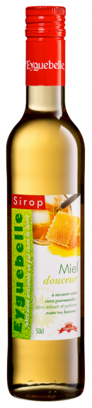 Sirop inédit Miel Eyguebelle