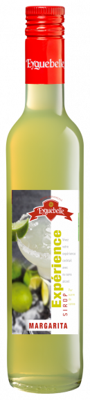 Sirop Expérience Margarita Eyguebelle