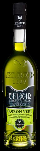 Distillerie Eyguebelle - Liqueur Verte artisanale - Liqueurs de plantes et fleurs complexes