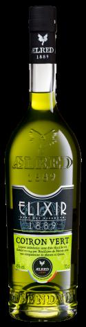 Elixir du Coiron Vert Ælred 45%