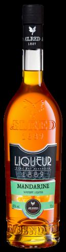 Distillerie Eyguebelle - Liqueur de Mandarine artisanale - Digestif fruité de Provence