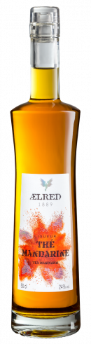 Liqueur Ælred de Thé mandarine 24%