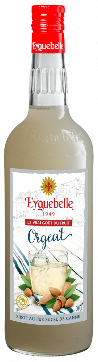 Sirop d'Orgeat artisanal Eyguebelle - Provence