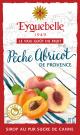 Distillerie Eyguebelle - Sirop de Pêche Abricot artisanal de Provence