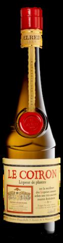 Magnum Liqueur du  Coiron Jaune 43%