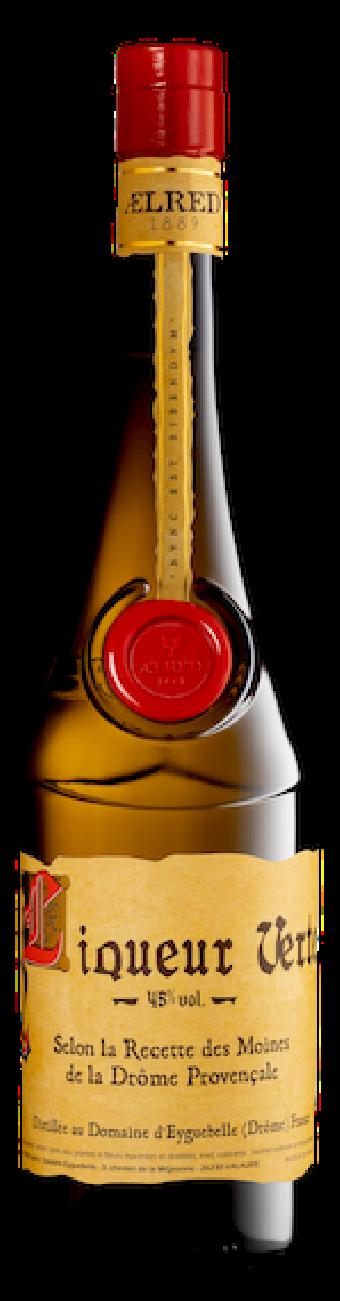 Distillerie Eyguebelle - Magnum Liqueur Verte - Liqueurs de plantes et fleurs complexes