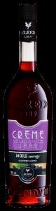 Distillerie Eyguebelle - Crème de Mûre artisanale - Apéritif fruité de Provence