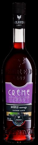 Crème de Mûre Sauvage Ælred 16%
