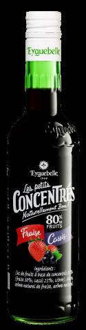 Petit Concentré Eyguebelle Fraise Cassis