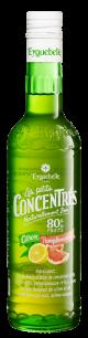 Citron Pamplemousse  - Les Petits Concentrés Eyguebelle