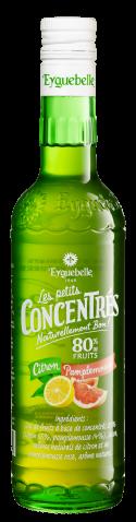 Petit Concentré Eyguebelle Citron Pamplemousse