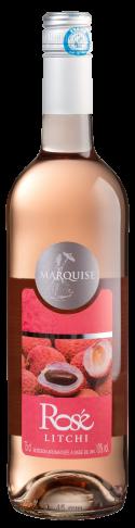 Marquise Rosé Litchi 12%