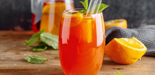 Cocktail Framboise Melon
