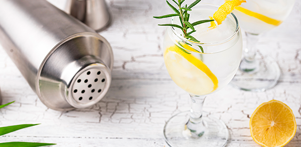 Cocktail Gin Tonic