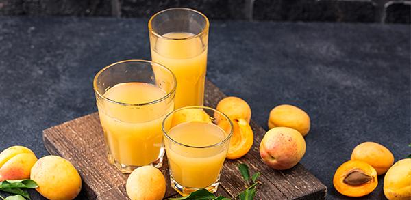 Mocktail Abricot Kiwi