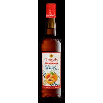 Sirop Abricot de Provence Eyguebelle