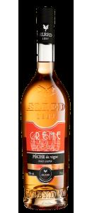 Distillerie Eyguebelle - Crème de Pêche artisanale - Apéritif fruité de Provence