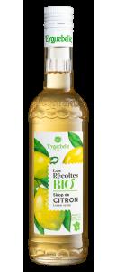 Sirop Bio Citron Eyguebelle