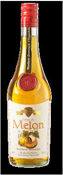 Distillerie Eyguebelle - Crème de Melon artisanale - Apéritif fruité de Provence