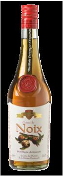 Distillerie Eyguebelle - Crème de Noix artisanale - Apéritif fruité de Provence