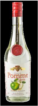 Distillerie Eyguebelle - Crème de Pomme Verte artisanale - Apéritif fruité de Provence
