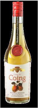 Distillerie Eyguebelle - Crème de Coing artisanale - Apéritif fruité de Provence