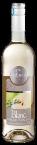 Marquise Blanc Poire Génépi 10%