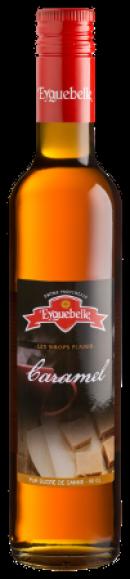Distillerie Eyguebelle - Sirop plaisir de Caramel artisanal de Provence