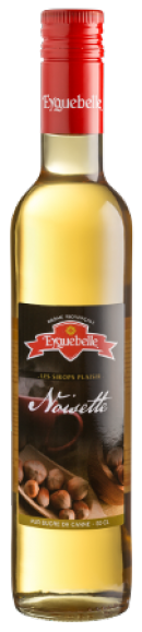 Distillerie Eyguebelle - Sirop plaisir de Noisette artisanal de Provence