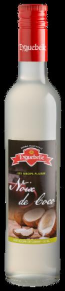 Distillerie Eyguebelle - Sirop plaisir de Noix de coco artisanal de Provence