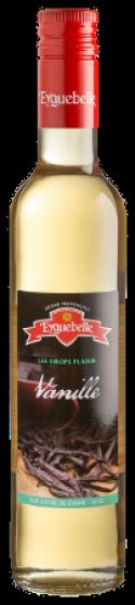 Sirop Plaisir Vanille Eyguebelle