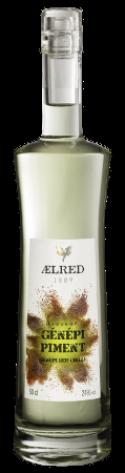 Liqueur Ælred de Génépi piment 24%