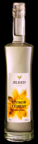 Liqueur Ælred de Citron cédrat 24%
