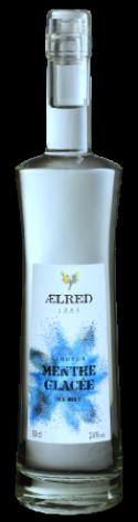 Liqueur Ælred de Menthe glacée 24%
