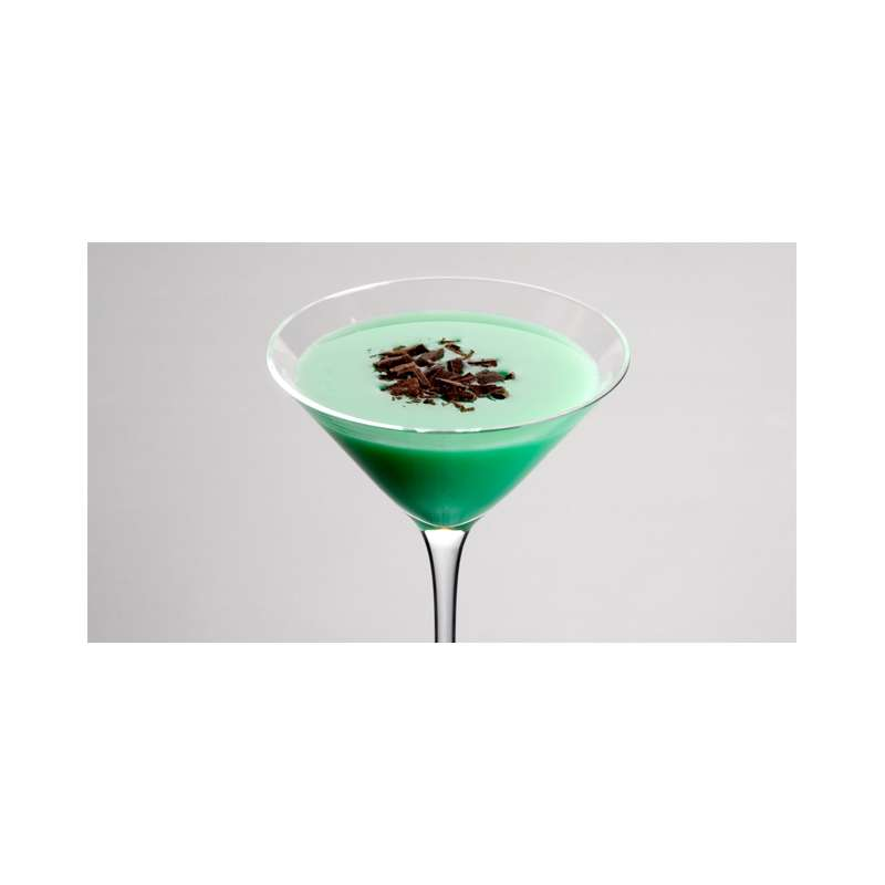 Cocktail cacao menthe for Cocktail get 27