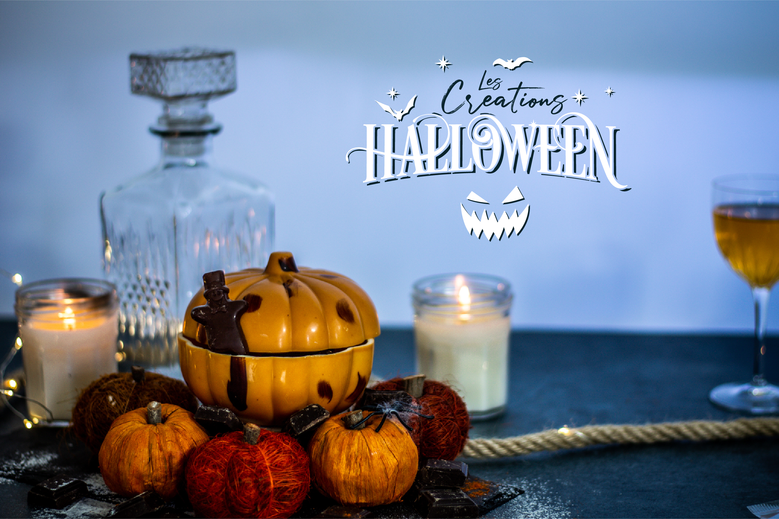 Chocolat Eyguebelle Collection Halloween