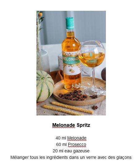 Melonade Spritz