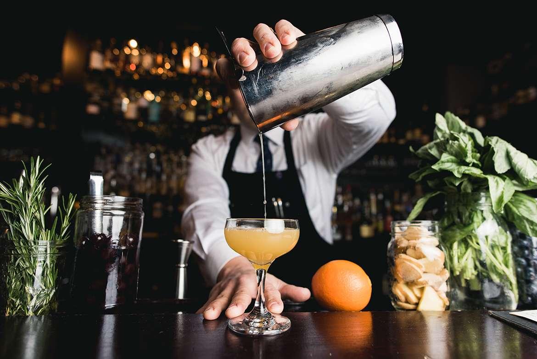 Idées de Cocktails à réaliser à la maison